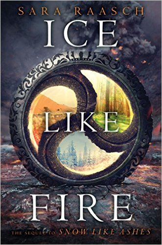 Ice Like Fire by Sara Raasch book review