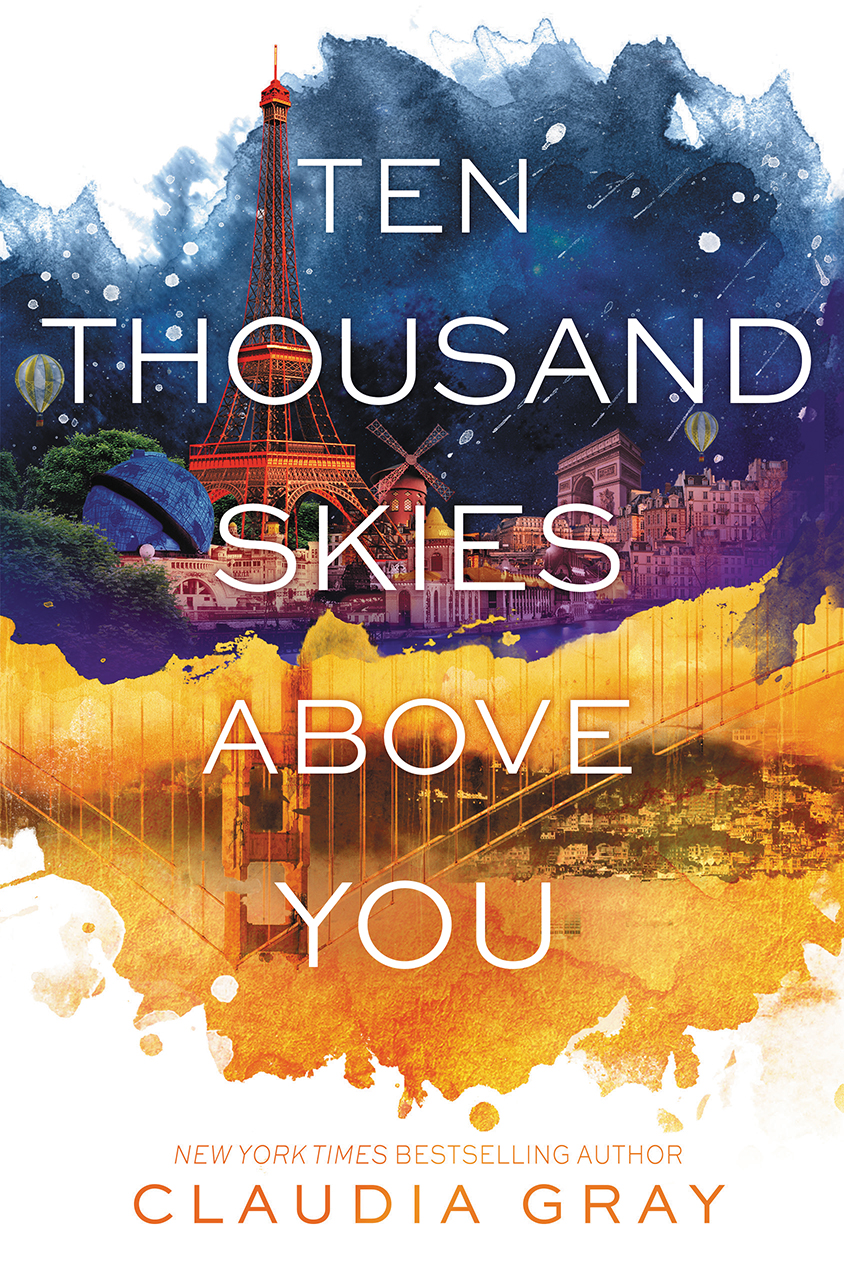 Ten Thousand Skies Above You (Firebird) by Claudia Gray
