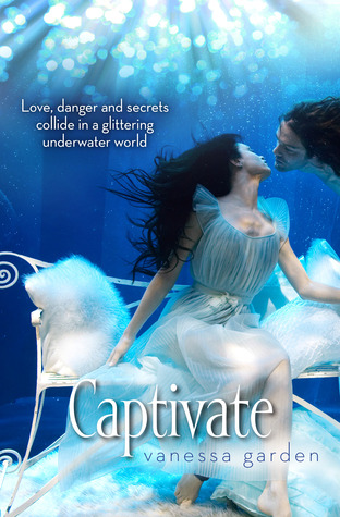 captivate mermaid novel
