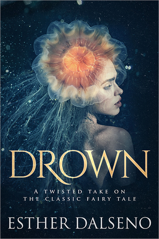 drown mermaid book