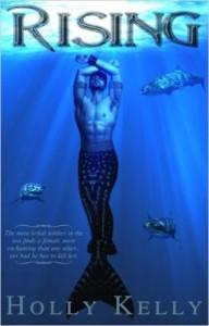 rising mermaid