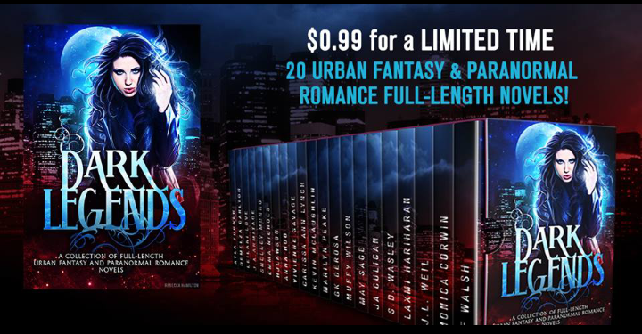 20 YA paranormal romance and urban fantasy books based on myths and legends