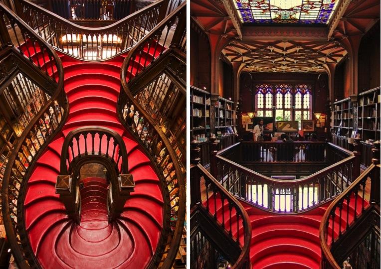 JK Rowling's favorite bookstore