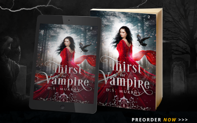 Thirst for Vampire (Blood and Ash Book Two sneak preview)